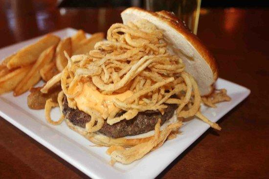 The Pub: Belhaven Burger