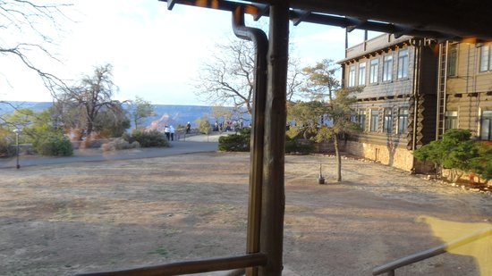 El Tovar Lodge Dining Room  Sunset from Picture of