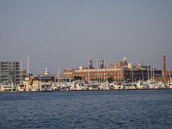 Inner Harbor: .