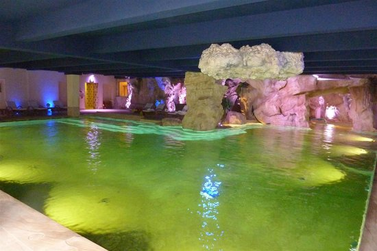 Regina Palace : Indoor pool