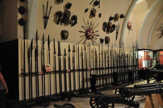 Grandmaster's Palace : zbrojownia