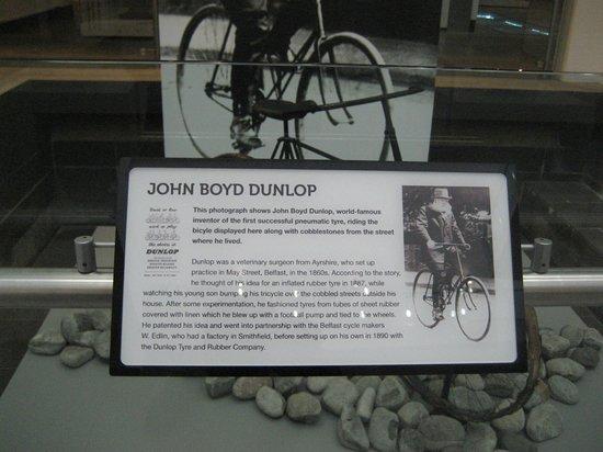 Ulster Museum : John Dunlop