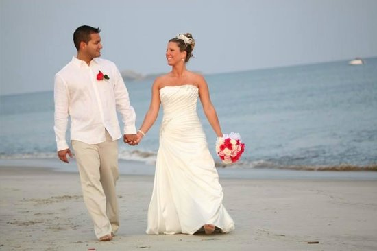 Las Perlas Hotel & Resort Playa Blanca: Our wedding day 2-14-14