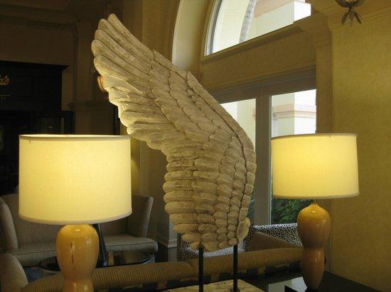 Hilton Naples : Lobby