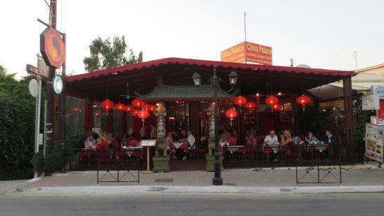 China Palace: Restaurang