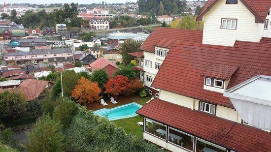 Park Inn by Radisson Puerto Varas: Vista da cidade