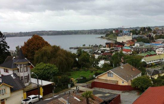 Park Inn by Radisson Puerto Varas: Vista do lago llanquihue