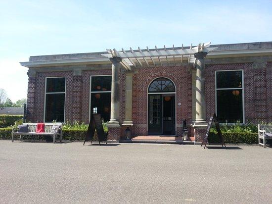 Fletcher Landgoedhotel Renesse: Orangerie