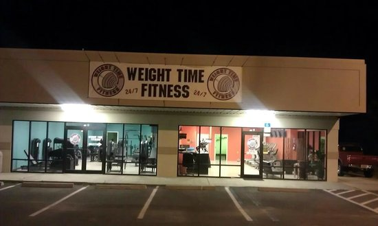Weight Time Fitness