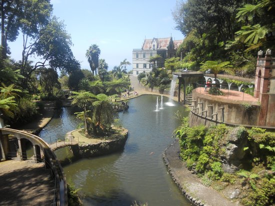 Four Views Monumental Lido: Monte Palace gardens