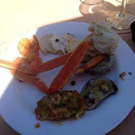 Ophelia's on the Bay : Seafood