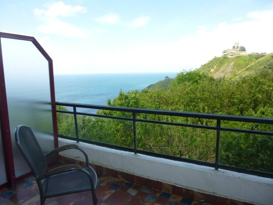 Hotel Leku-Eder: Balcón planta 2
