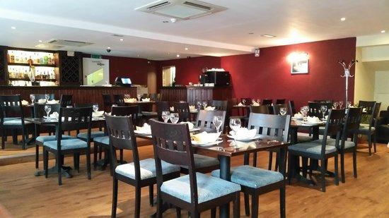 Spiceberry: The restaurant itself