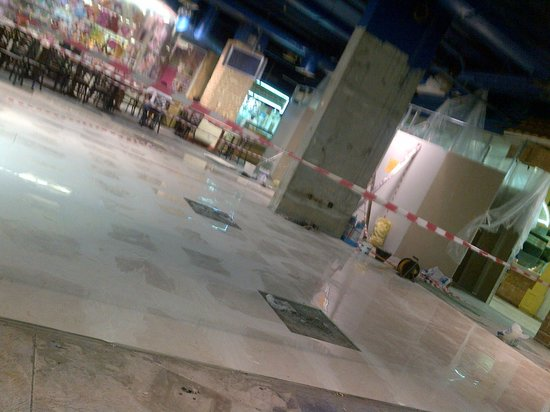 food court in km trading - Picture of KM Trading Shopping