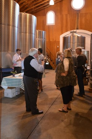 Corison Winery: Kronos Release party 2014