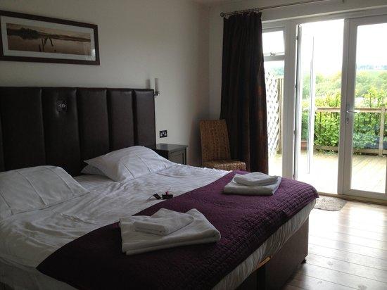 The Inn on the Loch: Room 3