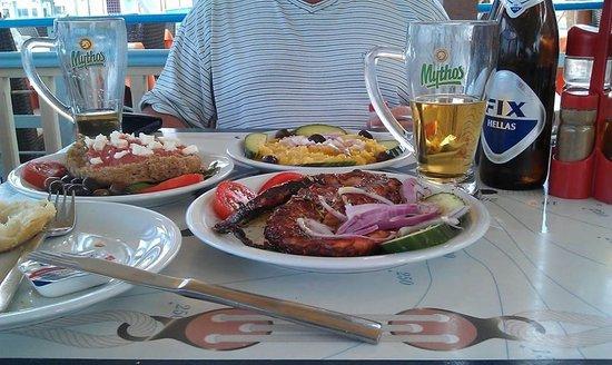 Plori: Wonderful lunch