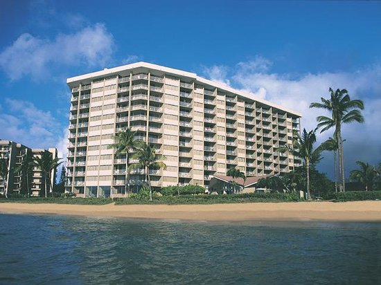 Maui Beach Ocean View Rentals, LLC: Royal Kahana - studio Molokai Suite