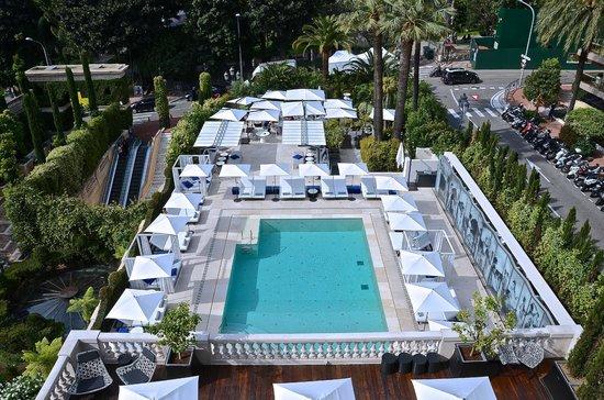 Hotel Metropole Monte-Carlo: ODYSSEY by Karl Lagerfeld