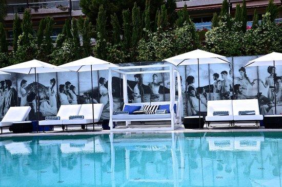 Hotel Metropole Monte-Carlo: LE VOYAGE D'ULYSSE