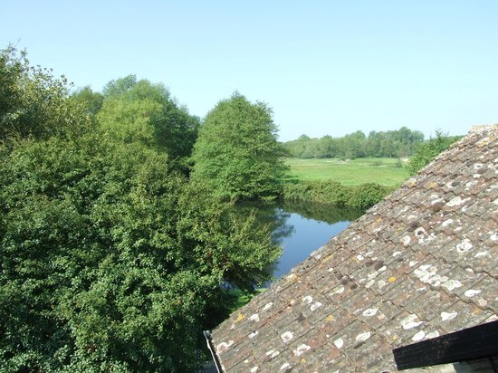 Mill Lane Bed & Breakfast: View from the Room