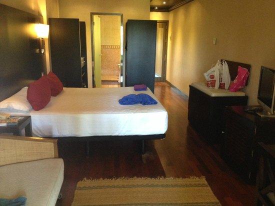 Hotel Isla Canela Golf: Habitación desde el balcón