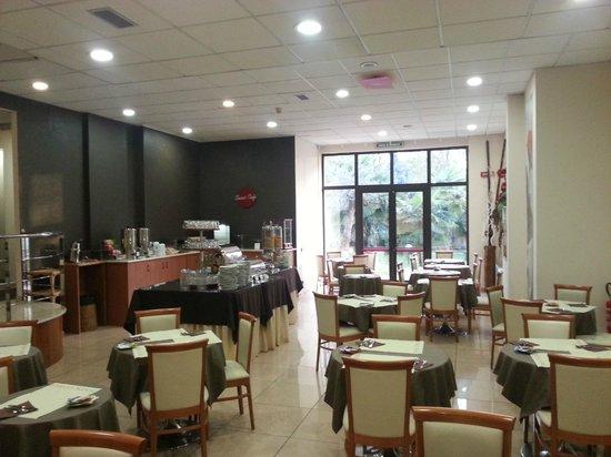 Parco Sassi Hotel : Zona colazione