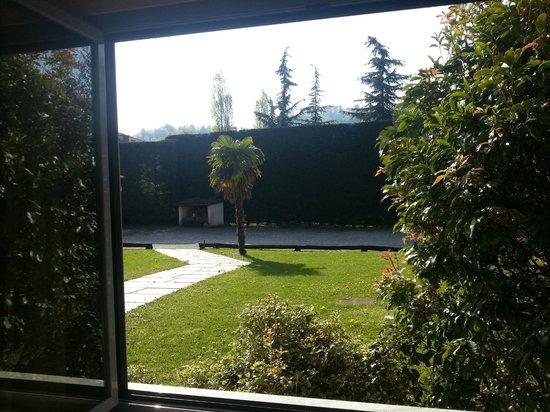 Parco Sassi Hotel : Vista sul parco dalla camera