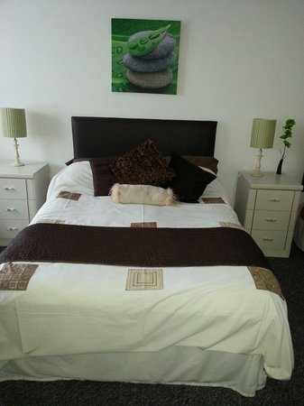 Carron House Holiday Apartments: Bedroom apartment 4