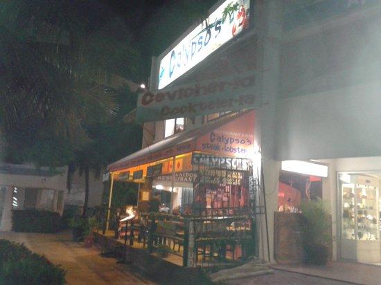 Calypso´s Comida Mexicana y Mariscos: Calypso restaurant