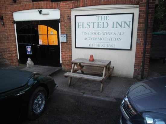 The Elsted Inn: Great place
