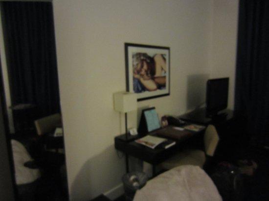 Dylan Hotel NYC: Habitación doble