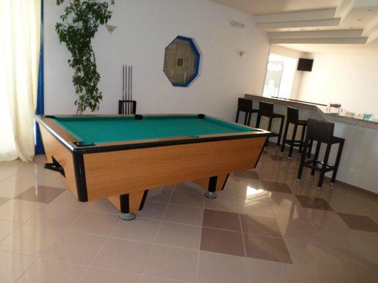 Hara Ilios Hotel : Billard
