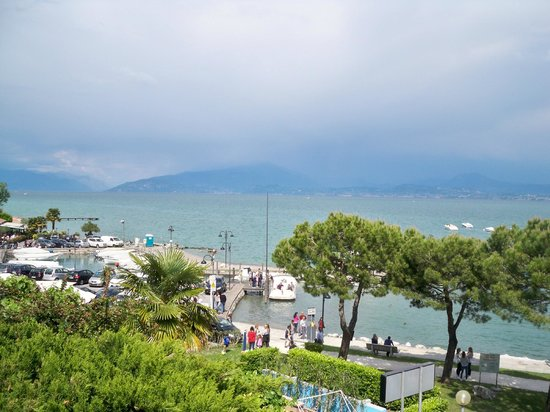Ca' Serena Hotel: Balcony view