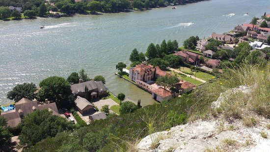 Mount Bonnell: Breathtaking