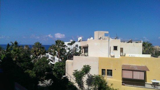 Avlida Hotel : Вид из номера