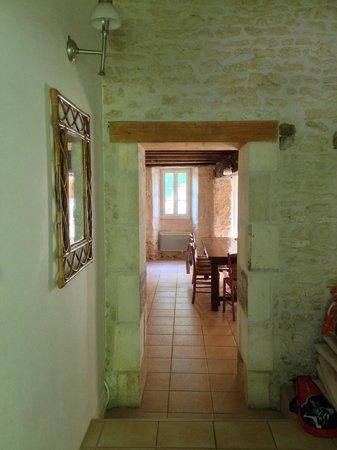 Cherac, France : On se sent bien dans cette cuisine