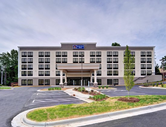 Best Western Plus Hanes Mall Hotel : Welcome to Best Western Plus Hanes Mall