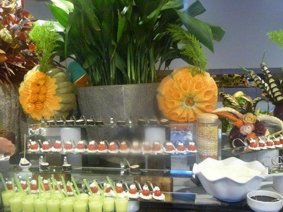 Venosa Beach Resort & Spa : Salad display