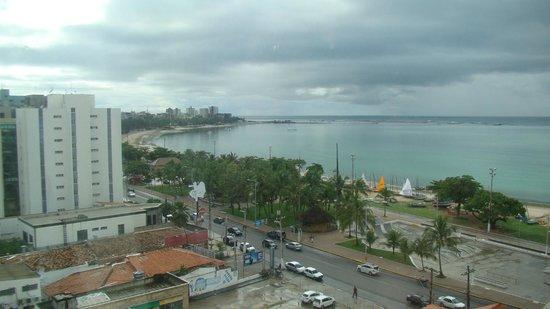 Best Western Premier Maceio: Vista do Apartamento - Praias Pajuçara e Ponta Verde