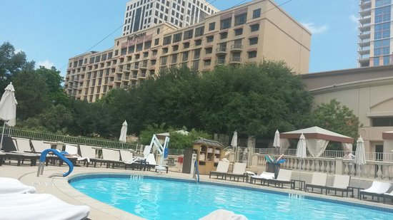 Four Seasons Hotel Austin : Beautiful Pool