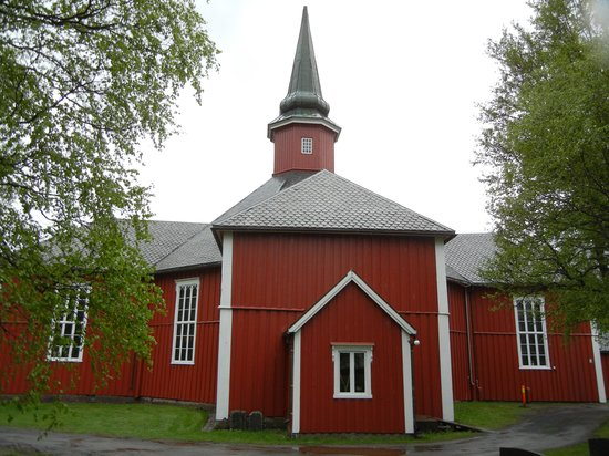 Dolstad Church