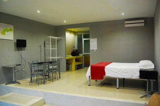Sitting Bull Hostel: Habitación