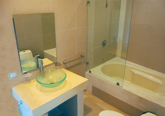 Sitting Bull Hostel: Para relajarce con una buena ducha