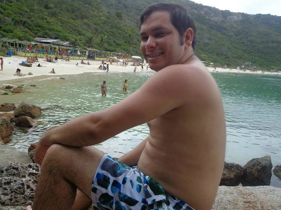 Forno Beach : Praia do Forno