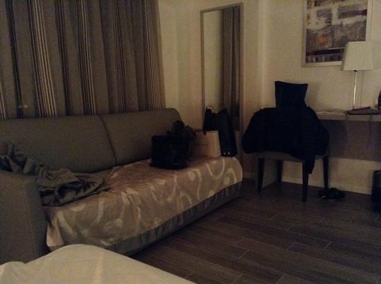 Parc Hotel Gritti: camera