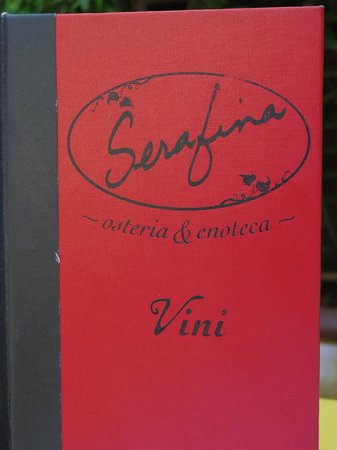 Serafina: This is the place