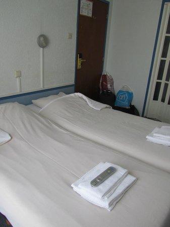 Hotel Amadeus : Удобные кровати
