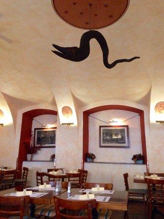 Restaurace Stoleti : Inside of the restaurant