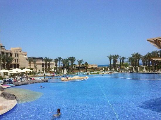 Tropitel Sahl Hasheesh: Blick auf den Pool